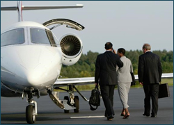 Private Jet Transportation